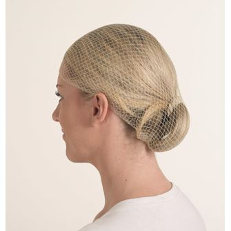Shires Harpley Hair Nets Pack of 2 - Standard