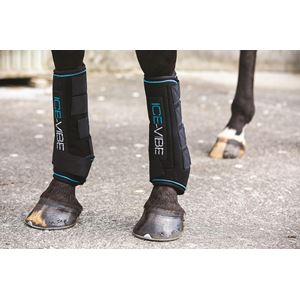 Horseware Ireland Ice Vibe Vibrating Ice Therapy Boot for Horses