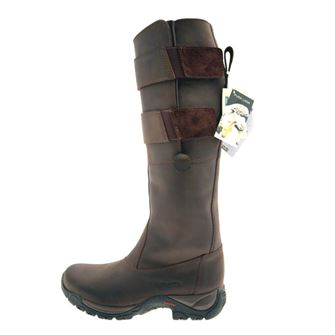 Tuffa Country Rider Sheepskin Lined Boots (Sizes EU36 - EU38)