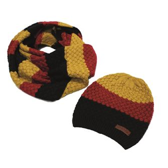Horseware Ladies Knitted Hat & Snood Set 2017