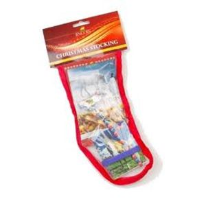 Lincoln Pony Mad Christmas Stocking