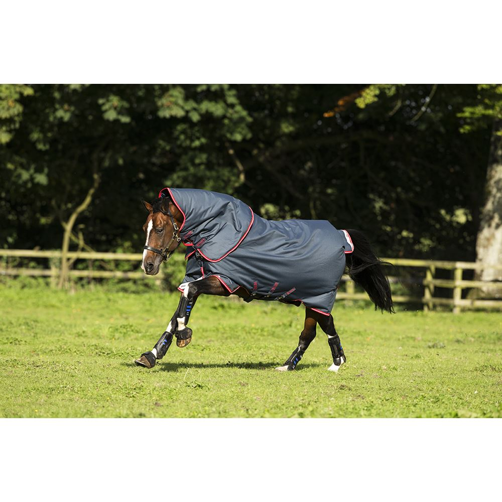 Horseware Amigo Bravo 12 All-in-One Turnout Sheet