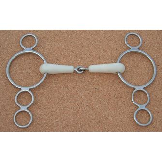 Continental Flexi Jointed Snaffle