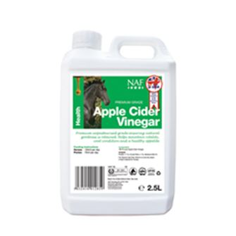 NAF Apple Cider Vinegar 2.5 Ltr