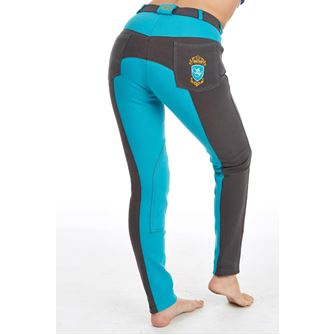 Sherwood Forest Chesham Childrens Jodhpurs Two Tone *Special Offer*