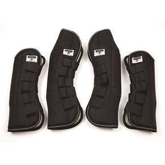 Saxon Travel Boots (set of 4)