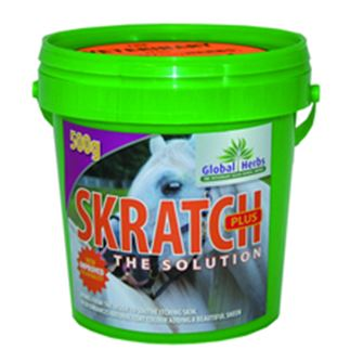 Global Herbs Skratch Plus 500gm