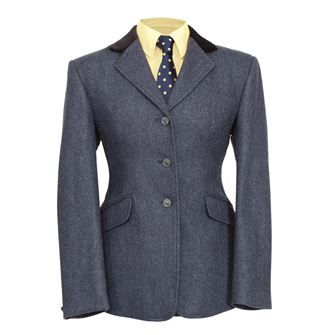 Shires Children's Malvern Tweed Jacket