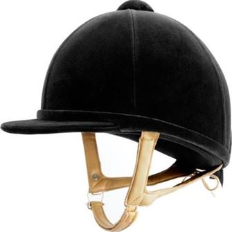 Charles Owen H2000 Riding Hat (sizes 56cm - 61cm)