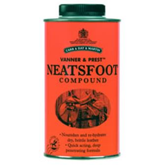 Vanner & Prest Neatsfoot Compound 1 Ltr