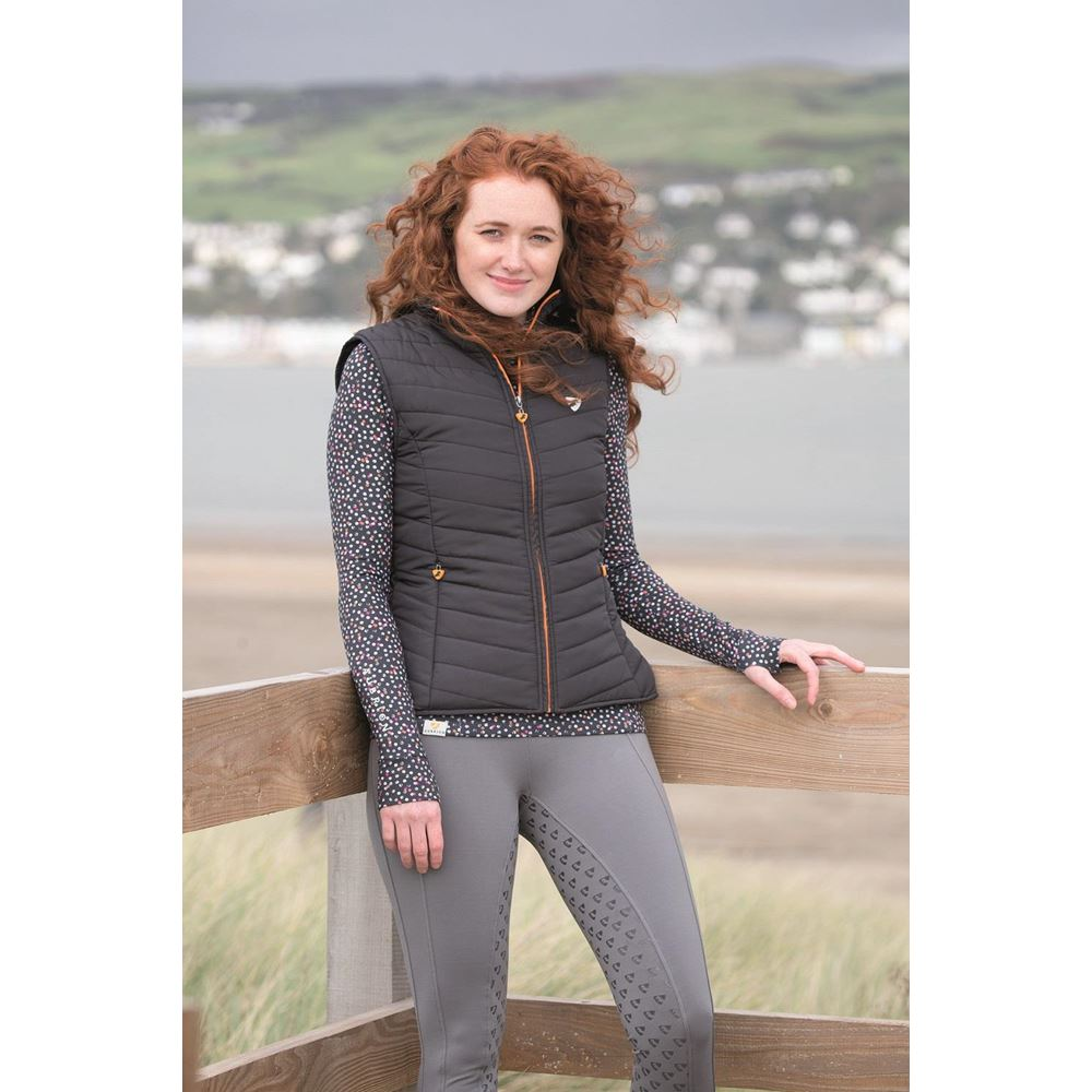 Shires Aubrion Rosecroft Lightweight Ladies Gilet