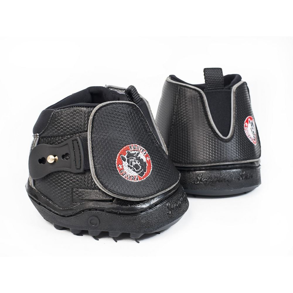 Equine Fusion Ultra Jogging Shoe Hoof Boots