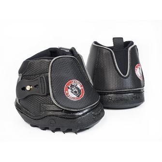 Equine Fusion Active Jogging Shoe Hoof Boots