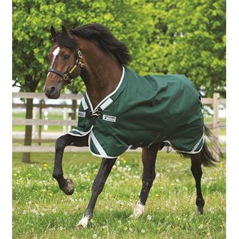 Horseware Rambo Original with Leg Arches Turnout Rug Lite 0g