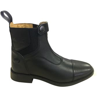 Mark Todd Short Competition Boots (Front Zip)