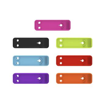 Scoot Boot Coloured Front Strap Pack (6 plus hardware)