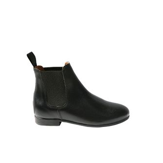 Tuffa Junior Leather Show Boots (EU26 - EU34)