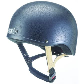 Gatehouse HS1 Jockey Skull Black (sizes 00 - 1) + FREE Hat Bag