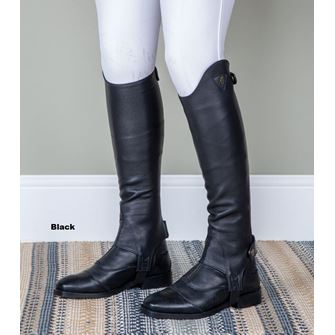 Shires Moretta Leather Gaiters