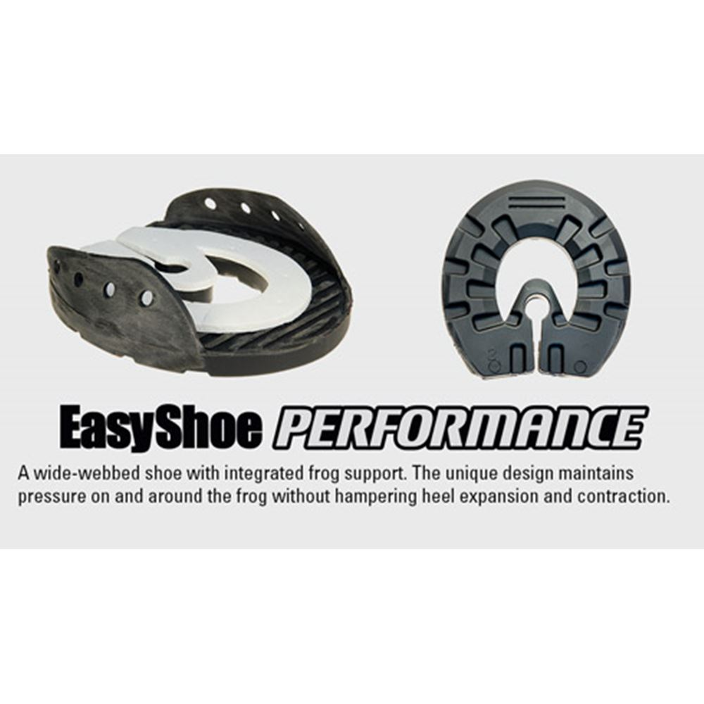 EasyShoe Performance Horseshoes
