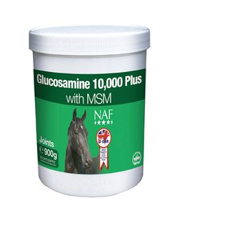 NAF Glucosamine 10,000 Plus with MSM (900gm)