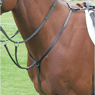Shires Blenheim Hunt Weight Breastplate